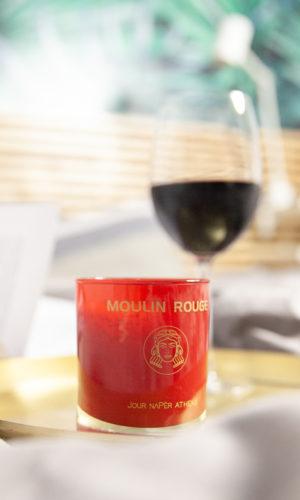 ΜΟULIN ROUGE Luxurious scented candle