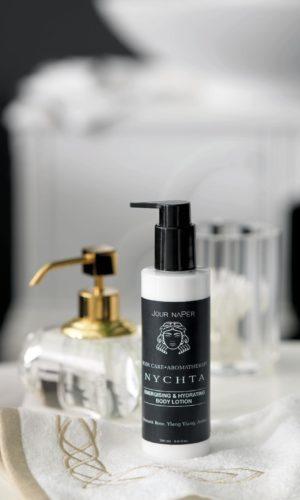 NYCHTA Aromatherapy body lotion