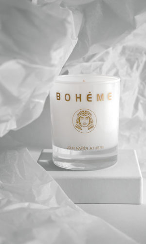 BOHEME LUXURIOUS SCENTED CANDLE