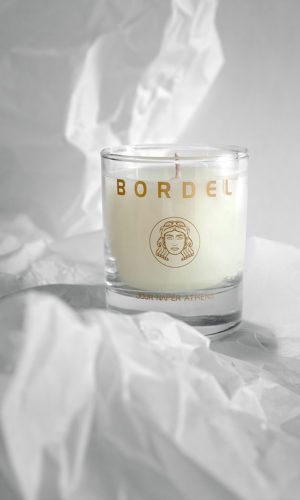 BORDEL LUXURIOUS SCENTED CANDLE