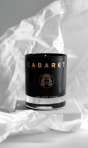 CABARET LUXURIOUS SCENTED CANDLE